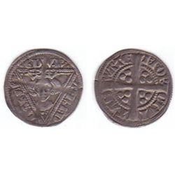 Edward I (1272-1307) silver penny