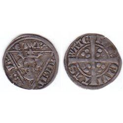Edward I (1272-1307) Waterford penny.
