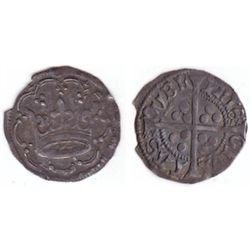 Edward IV (1461-1483) Anonymous silver groat.