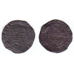 Henry VII (1485-1508) Late Three Crowns Issue, 1488-1490 half groat