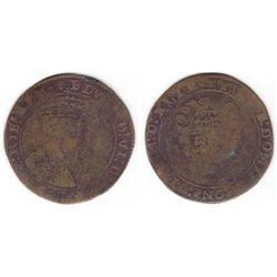 Edward VI (1547-1553) contemporaneous forgeries of shillings.