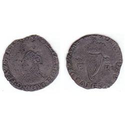 Elizabeth I billon groat