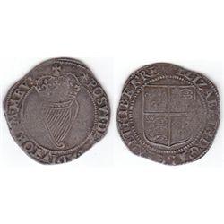 Elizabeth I (1558-1603) Third Issue billon shilling