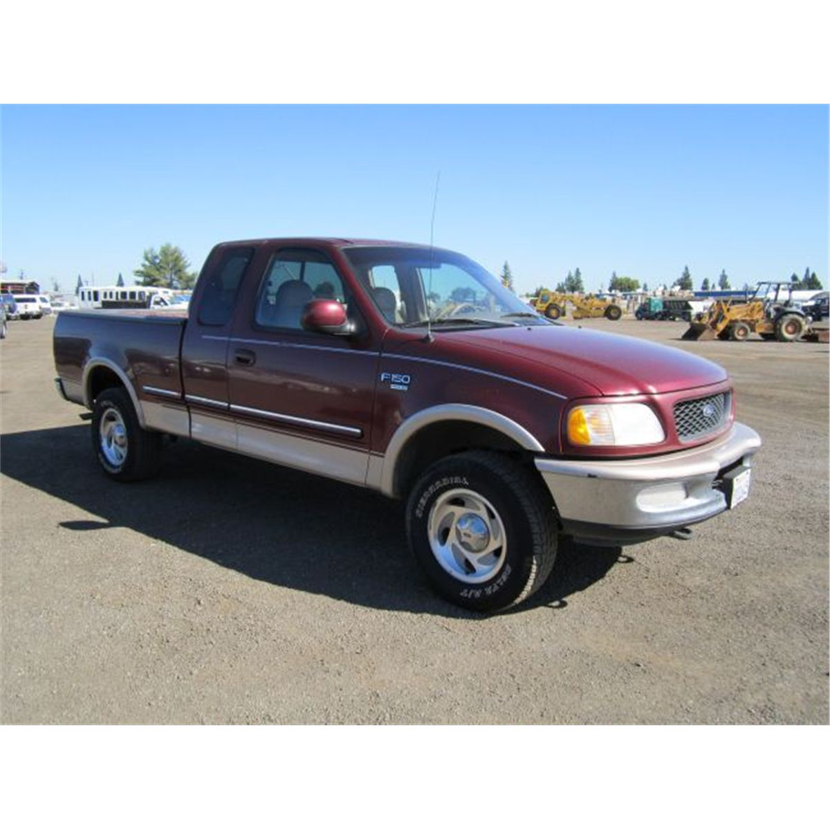 1998 ford pickup truck