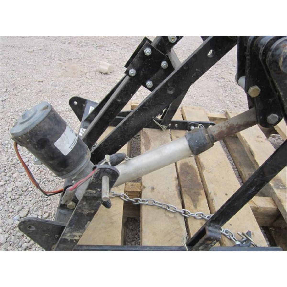 Cycle Country 3 Point Hitch & Attachment