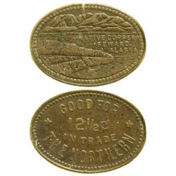 AK - Seward,c1905 - Northern  Token