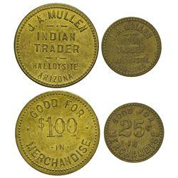 AZ - Halloysite,Indian Trader Tokens