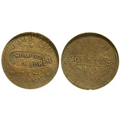 AZ - Silver King,c1890 - Thompson & Brown