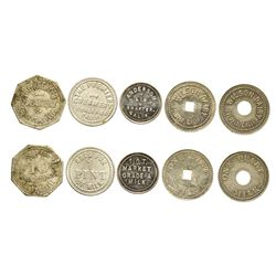 CA - Oildale,Kern County - Central California Tokens