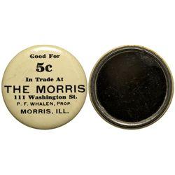 IL - Morris,c1908 - Morris Good For Mirror