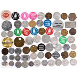 IN - Indiana Dairy Tokens 1