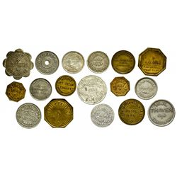 IN - Indiana Dairy Tokens 4