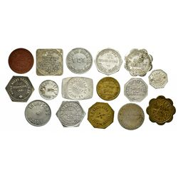 IN - Indiana Dairy Tokens 5