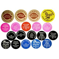 MA - Massachusetts Dairy Tokens