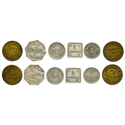 NH - New Hampshire Dairy Tokens