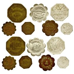 NM - Fruitland,San Juan County - Fruitland Tokens