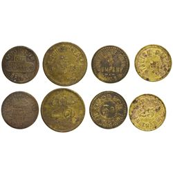 NM - Gallup,McKinley County - Gallup Token Collection