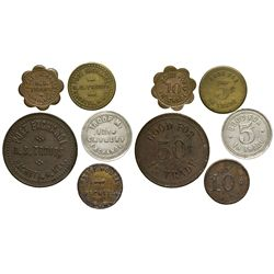 NM - Hachita,Grant County - Hachita Tokens