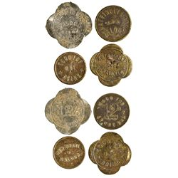 NM - Kelly,Soccoro County - Kelly N.M. Choice Token Collection