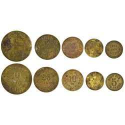NM - San Antonio,Socorro County - San Antonio Tokens