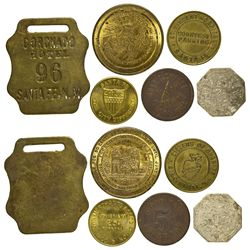 NM - Santa Fe,Santa Fe County - Santa Fe Token Collection