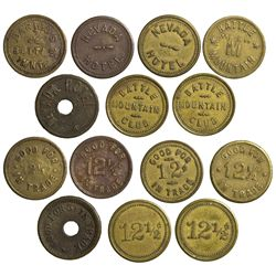 NV - Battle Mountain,Lander County - Battle Mountain Token Collection