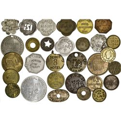 NV - Dayton,Lyon County - Nevada Token Collection