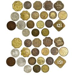 NV - Goldfield,Esmeralda County - Goldfield Rare Token Collection