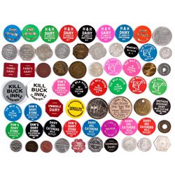 NY - New York Dairy Tokens 1