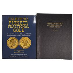 CA - San Francisco,1954, 2003 - California Fractional Gold Reference Books