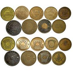 AZ - Masonic Penny Grab Bag