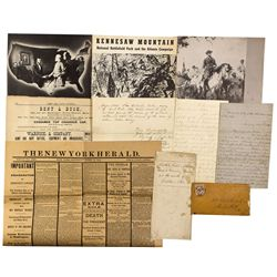 1864-Modern - Civil War Ephemera Group