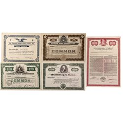 Steinway Stock Certificates Plus