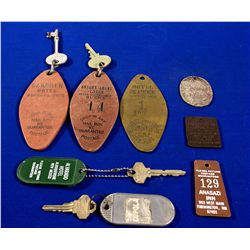 AZ - c1930 - Arizona Keytags
