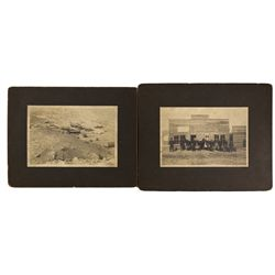 CA - Greenwater,Inyo County - 1906-1908 - Greenwater Photographs