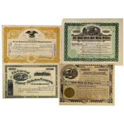 CO - Gilpin County,1923 - Gilpin Stock Certificates