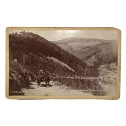 CO - Leadville,Lake County - c1885 - California Gulch Photograph