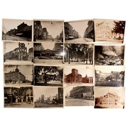 CA - San Jose,Santa Clara County - 1906 - Earthquake Photo Album