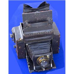 CA - San Jose,Santa Clara County - c1930 - Two Cameras, Cases and Other Photography Supplies