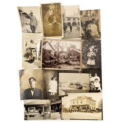 CA - Santa Cruz,c1900 - N.E. Johnson Family Photos