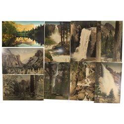 CA - Yosemite,Mariposa County - N. E. Johnson Yosemite Photo Album