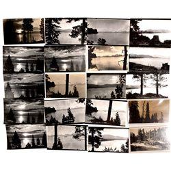 NV - c1925 - Tahoe and Desert Album
