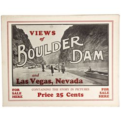 NV - Boulder City,Clark County - c1930 - Boulder Dam Broadsides