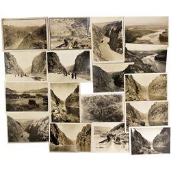 NV - Boulder City,Clark County - 1920s-1930s - Boulder Dam Site  Photos