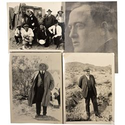 NV - Goldfield,Esmeralda County - 1928 - Goldfield Character Photos