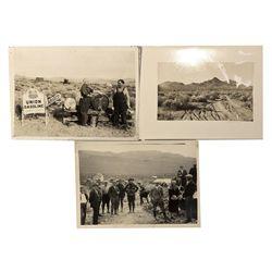 NV - Wahmonie,Nye County - 1928 - Goldfield Character Photos