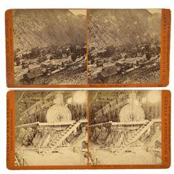 NV - 1874 - Carson River Mills Stereoviews