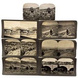 NV - c1930 - Miscellaneous Nevada Stereoviews