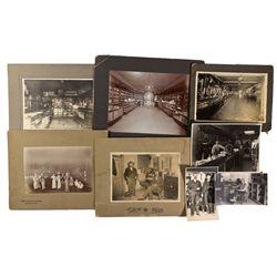 NV - c1910 - Various Western Interiors Photographs