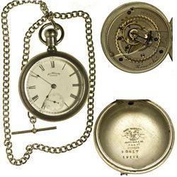 NV - Waltham-American Pocket Watch